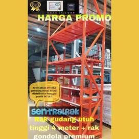 New produk baru rak supermarket rak gudang gondola murah