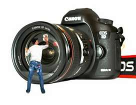 All kind of DSLR, Semi DSLR, Digital camera , lense cleaning at cheap