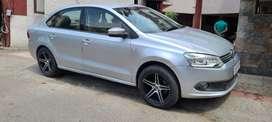 Volkswagen Vento 1.6 comfortline Diesel- Plati alloys &  loaded