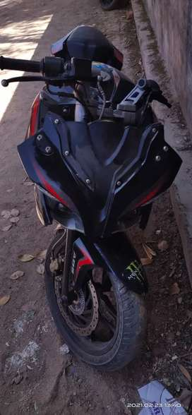 Pulsar rs 200 good condition cheap price sell