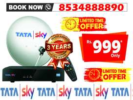 Dishtv Tata Sky Book Now With Amazon Stick Now Tatasky Airteltv D2H!!!