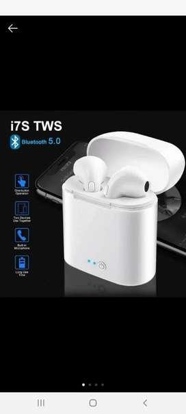 Headset bluetuth masih baru