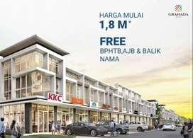 RUKO GRANADA Investasi Terbaik Di Tengah Kota Karawang