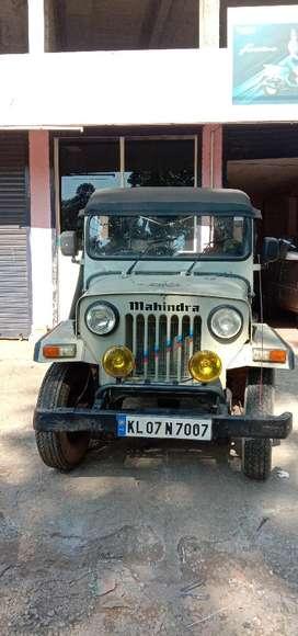 Mahindra Thar DI 2WD, 1996, Diesel