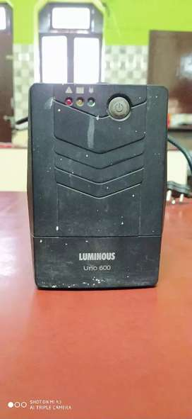 LUMINOUS UPS uno 600