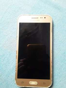 Galaxy j2 a1 conditions  with charger fix price