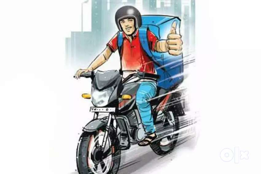 Jharkhand Ranchi delivery boy required