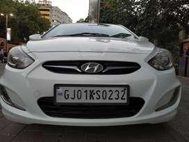 Hyundai Verna Fluidic 1.6 VTVT SX Opt, 2012, Diesel
