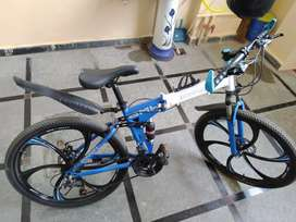 Sports gear bicycle with good condition