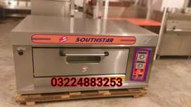 Pizza oven South star commercial hot case with tabal blander pizza pan