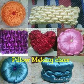 Tuition class & Pillow Making Class Online & Offline at Reasonable fee