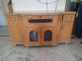 Showcase cupboard TV cabinet
