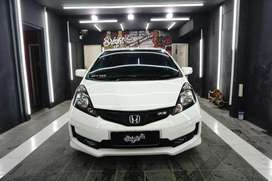 Jazz RS 2013 White A/T