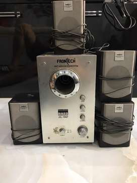 Frontech PC speakers with subwoofer