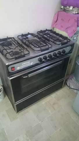 Asia gas oven is available