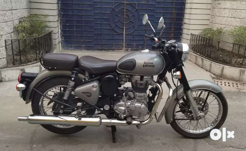 6 month old ABS Royal Enfield Bullet classic 1.45k. 0