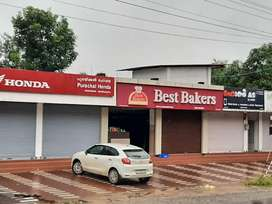 Shop/office space for rent in Ayarkunnam
