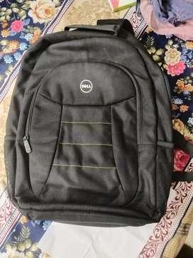 Brand new original unused dell laptop bag.