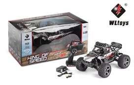 Rc Top Speed WL 12409 1/12 Full Propo 2.4Ghz RtR 55km/jam