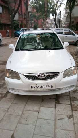 2008 Hyundai Accent cng 88000 Kms
