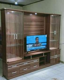 Furniture modern Meja Rak Tv modern minimalis. Pembayaran Bisa COD