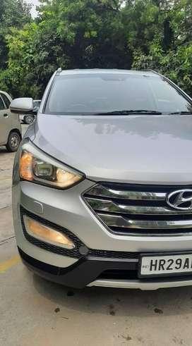 Hyundai Santa Fe 2WD AT, 2015