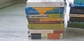 All books for upsc exam