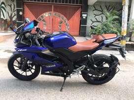 2019 YAMAHA R15 version 3.0 Blue