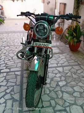 Yamaha rx 100 for sale in mint condition