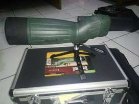 Jual Teropong 782065 Bushnell Waterproof Trophy 20-60x65mm Spotting Sc