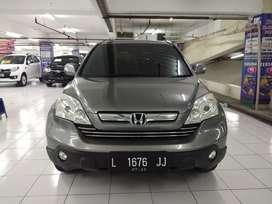 Honda CRV / CR-V 2.4 AT/ Matic 2007 Grey / Abu-abu DP rendah