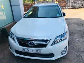Toyota Camry W2 Automatic, 2014, Petrol