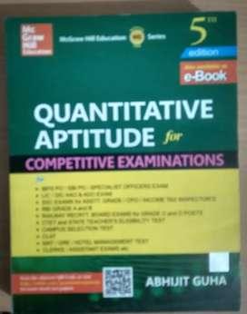 Quantitative aptitude for all examinations