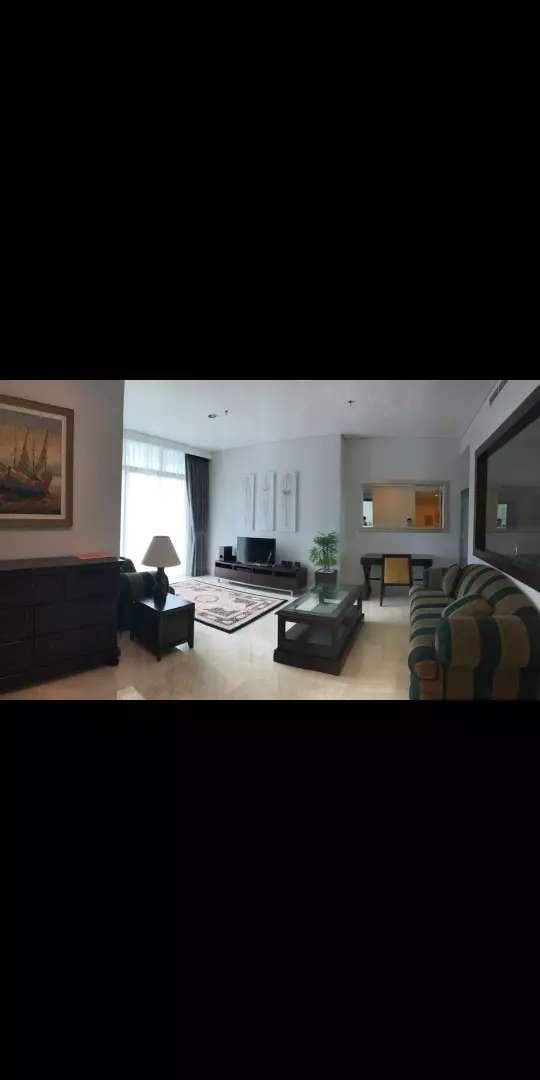 Apartment Dharmawangsa essence 2BR ,23 jt per bulan full furnish
