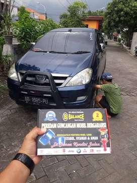 jk Tiba2 mobil STIR BANTING dijln, SEGERA ATASI ddg BALANCE Damper !