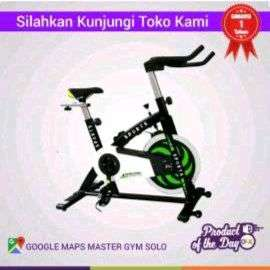 #MasterGymSolo SPINNING BIKE Fitness Equipment Dll  (MG ID#1034)