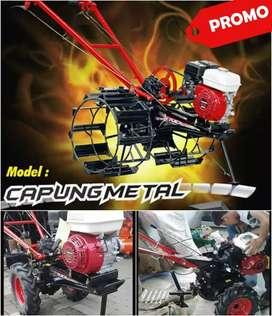 Traktor Sawah Kualitas OK Mesin QUICK / CAPUNG METAL