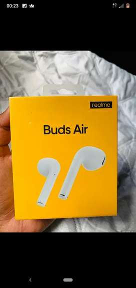 Realme new air buds