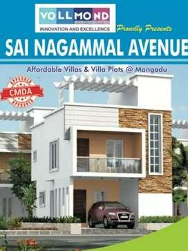 Premium plots @ Mangadu