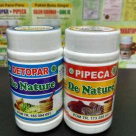 Obat Herbal Asma, Tbc, Ispa Detopar Pipeca De Nature