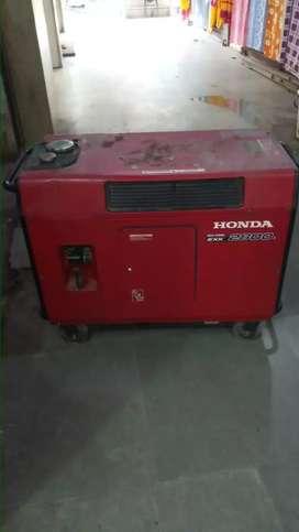 Honda Electricity Generator