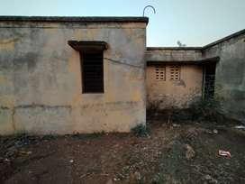 Independent House 1BHK Mungi, near Naya Raipur.