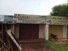 Shop on main road for rent