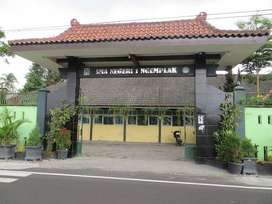 Kapling Murah Lokasi Strategis Dekat SMAN 1 Ngemplak