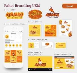 Jasa Branding Terbaik - Paket Desain Logo dan Sosial Media