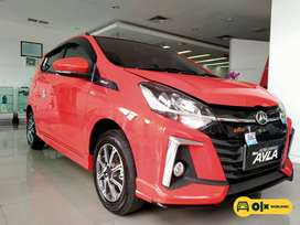 [Mobil Baru] Daihatsu Ayla 2020 DP & Angsuran ringan Promo Bandung