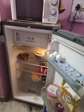 Fridge washing machine