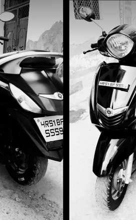 INDIA YAMAHA MOTOR PVT . LTD (VIP No.)