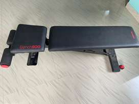 Decathlon Weight bench flat/inclined/decline