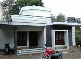 A NEW 2BHK 1300SQ FT 5CENTS HOUSE IN PURANATTUKARA,THRISSUR